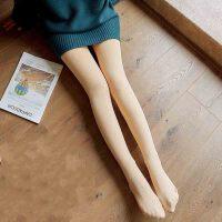 打底袜 女士高腰加绒加厚一体打底袜2020年冬季新款韩版时尚潮流女式修身洋气女装保暖踩脚裤