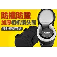 适用于锐玛单反相机镜头筒/袋/包/套/桶 佳能尼康加厚内胆 保护防撞腰包世帆家SN3847