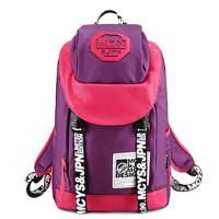 书包中学生双肩包女学院背包双肩男街头休闲旅行包