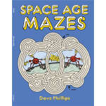 Space Age Mazes (【按需印刷】)