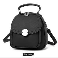 小包包新款女包手提包潮日韩版简约单肩斜挎包百搭双肩包背包 默认
