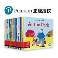 培生幼儿英语:预备级(共35册英语绘本,3-5岁幼儿园英文绘本,零基础英语阅读启蒙)