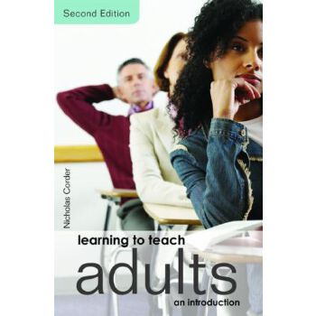 【预订】Learning to Teach Adults: An Introduction 9780415423632 美国库房发货,通常付款后3-5周到货!