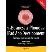 【预订】The Business of iPhone and iPad App Development: Making