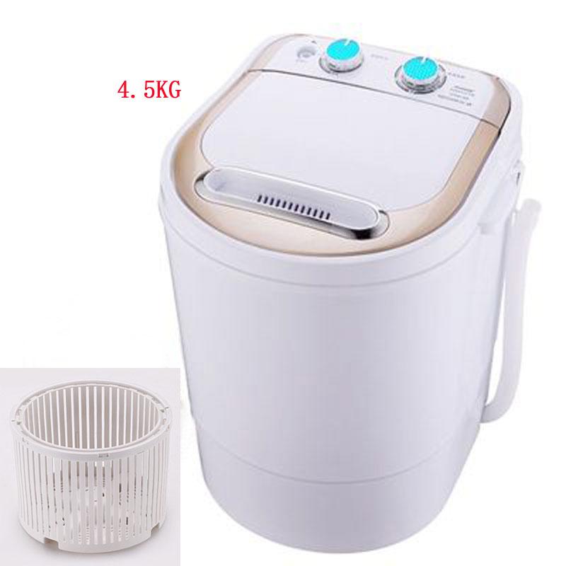 威力 小型迷你单桶洗衣机半自动洗衣机家用单桶 婴儿宝宝儿童单桶洗衣机XPB35-3501