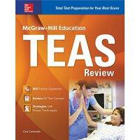 【预订】McGraw-Hill Education TEAS Review