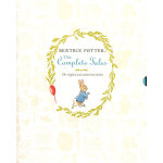 Beatrix Potter The Complete Tales [Hardcover] 彼得兔作者故事全集(精装) ISBN 9780723268123