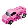【当当自营】起航益智储能上链变形狗小汽车发条自动行走玩具JD-905B粉色