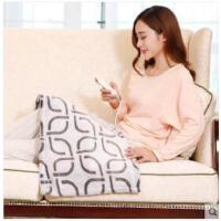 插电 暖脚宝暖手宝暖脚垫护膝毯 电暖垫发热垫 小暖身毯子