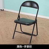 家用折叠椅子学生宿舍电脑椅休闲座椅简易办公椅会议椅凳子靠背椅