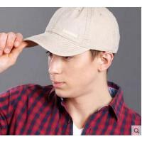 户外男帽女青年遮阳棒球帽春夏季男女士户外休闲运动鸭舌帽子韩版