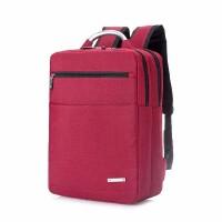 双肩背包男士商务休闲旅行背包电脑包笔记本双肩包