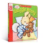【中商原版】Snuggle Bunny 小兔子 角色扮演互动书 学乐儿童情感启蒙英语子绘本
