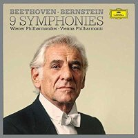 [现货]【黑胶】伯恩斯坦指挥的贝多芬交响曲全集 9LP