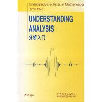 【新书店正版】分析入门(美)雅培(Abbott,S.)世界图书出版公司9787506292795