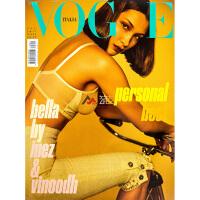意大利VOGUE ITALIA杂志 订阅2020年 F34 服饰美容时尚服装摄影模特杂志