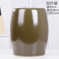 【家装节 夏季狂欢】景德镇陶瓷米缸大米桶50斤家用2装储米箱带盖密封防虫防潮水缸