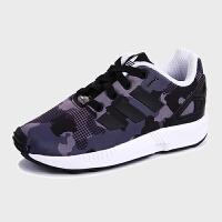 【3折价:140.7元】阿迪达斯(adidas) 男童鞋婴童三叶草黑S76313