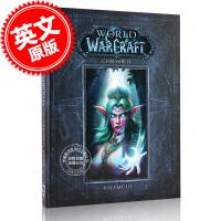 现货 魔兽世界编年史 第三卷 英文原版 World of Warcraft Chronicle Volume 3 魔兽