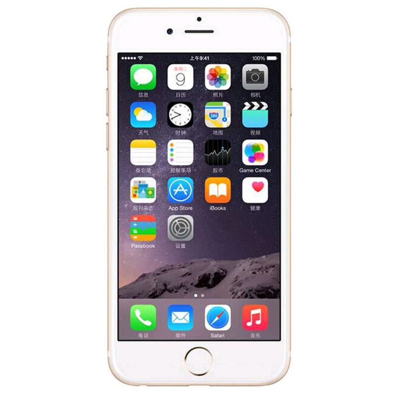 【支持礼品卡】Apple 苹果 iPhone6 32G 金色 移动联通电信4G手机 全网通正规授权 全国联保 顺丰包邮