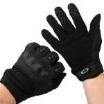 男士全指手套男户外黑鹰手套防滑骑行战术手套保暖手套