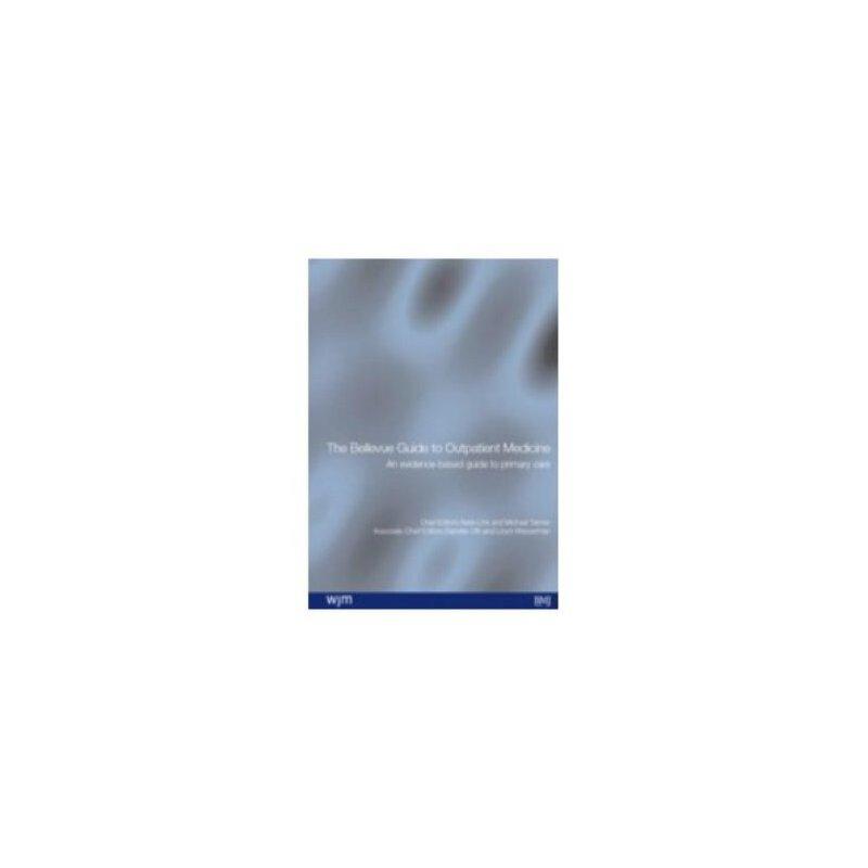 【预订】Bellevue Guide Outpatient Medicine 美国库房发货,通常付款后3-5周到货!