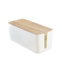 大号电线收纳盒 插线板收纳盒集线盒充电数据线电源线插座