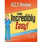 【预订】ACLS Review Made Incredibly Easy (Incredibly Easy! Seri