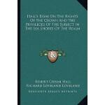 【预订】Hall's Essay on the Rights of the Crown and the Privile