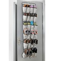 门后收纳挂袋牛津布挂门悬挂壁挂墙上鞋架挂袋储物置物杂物袋 约49*158
