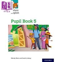 【中商原版】Nelson English:Year5/Primary6 牛津纳尔逊英语级别5/小学六年级学生书5