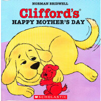 Clifford's Happy Mother's Day大红狗母亲节快乐 ISBN9780439222297