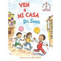 【预订】Ven a mi casa (Come Over to My House Spanish Edition)