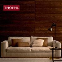 【一件3折】北欧舒适系亲肤沙发W1868 组合沙发转角沙发牛皮沙发羽绒沙发乳胶沙发