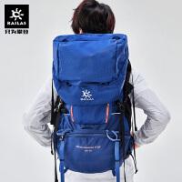 凯乐石登山包男女户外轻便旅行专业徒步双肩背包65+10L天涯大容量
