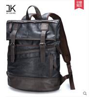 户外旅行背包电脑学院风休闲韩版潮流 男士双肩包男包学生书包