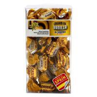 可飒 西班牙进口糖果 香草味奶糖 小长方体 170g