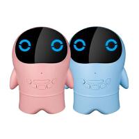 趣铭 智伴儿童智能机器人 早教故事机玩具教育陪伴益智语音对话学习机