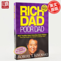 Rich Dad Poor Dad 富爸爸穷爸爸 英文原版 唐纳德・特朗普Donald J. Trump