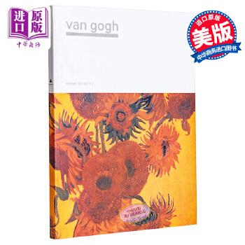 【中商原版】艺术大师:梵高 英文原版 Van Gogh Masters of Art Meyer Schapiro Harry N. Abrams, Inc. 油画艺术
