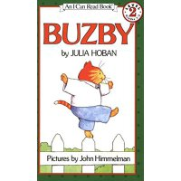Buzby (I Can Read Level 2) Buzby(我可以读二级)【英文原版】
