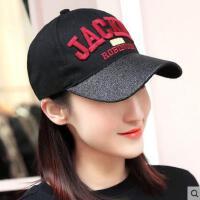鸭舌帽子女韩版潮字母运动帽户外休闲男士嘻哈帽休闲棒球帽网红同款时尚户外运动新品