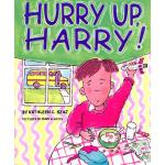 【预订】Hurry Up, Harry