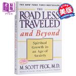 【中商原版】在少有人走的路 英文原版 The Road Less Traveled and Beyond 心灵鸡汤 心