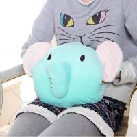 伊暖儿 至尊型USB动漫暖手捂抱枕(双发热芯)