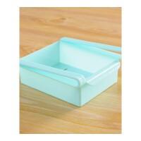 居家厨房用品用具冰箱收纳架塑料架子多功能置物架抽屉隔板层架