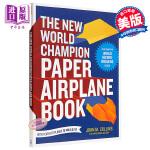 世界冠军教你叠纸飞机 英文原版 英文版 New World Champion Paper Airplane Book