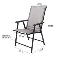 20190403030319312户外休闲桌椅铁艺椅子室外花园庭院阳台家具套件折叠三五件套组合