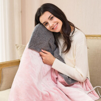 南极人电热毯护膝毯加热坐垫电暖垫加大款暖脚宝插电褥子暖身毯