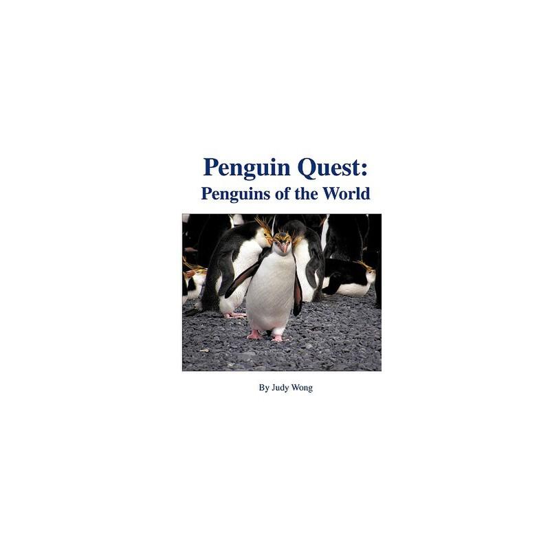 【预订】Penguin Quest: Penguins of the World 预订商品,需要1-3个月发货,非质量问题不接受退换货。